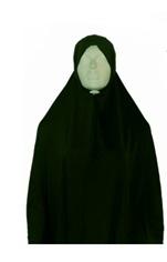 Ghimaar hoofddoek kaki-groen