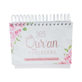 365 Qur'an reminders ( rose folie )