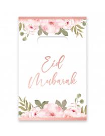Eid mubarak candy bags Rose Gold