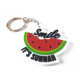 Smile it's sunnah sleutelhanger