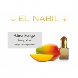 EL Nabil Musc Mango 5 ml