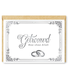 getrouwd (zilver)