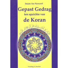 Gepast Gedrag ten Opzichte van de Koran