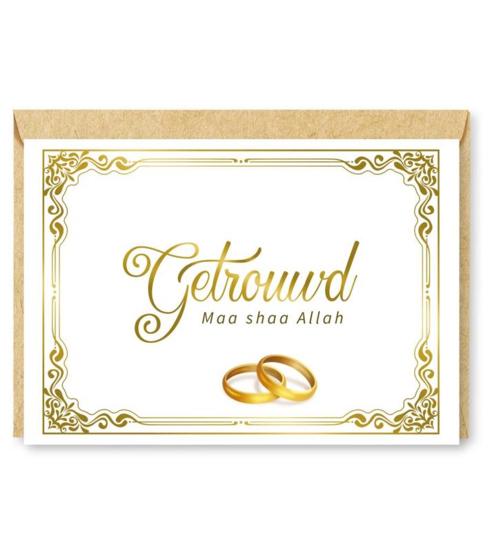 getrouwd (goud)