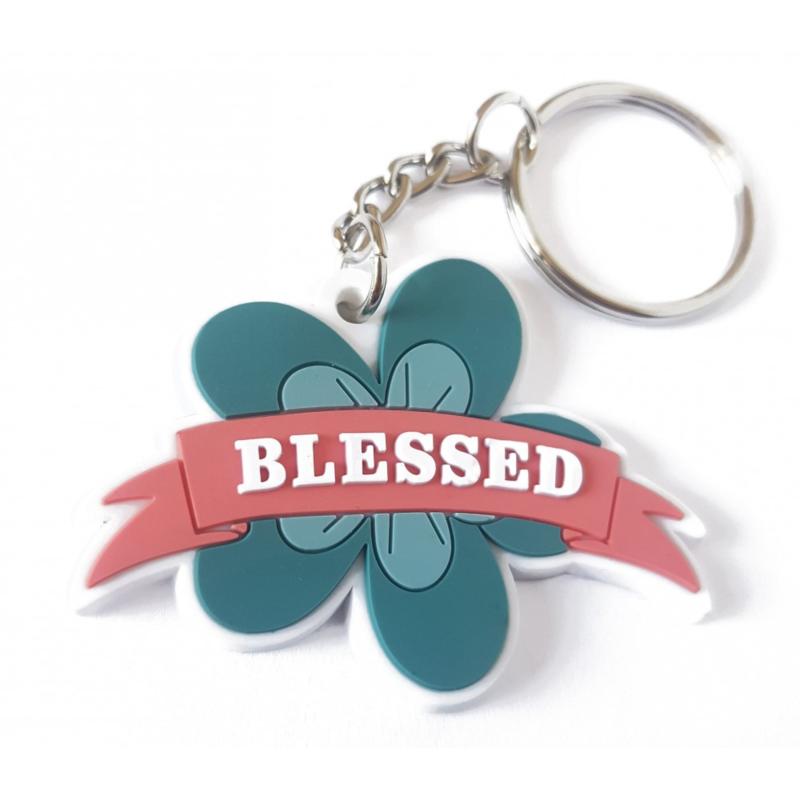 Blessed sleutelhanger