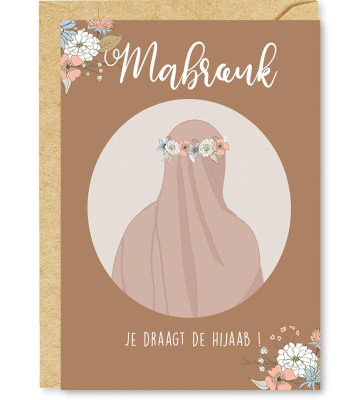 Mabrouk je draagt de Hijaab