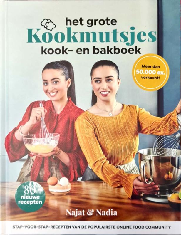 Het grote kookmutsjes kook- en bak boek