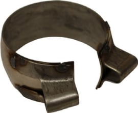 EXHAUST CLAMP, STAINLESS STEEL