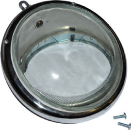 HEADLAMP HOUSING, US STYLE, LEFT/RIGHT. COMES WITHOUT HEADLAMP