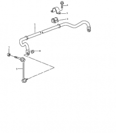 Stabilizer Front Bar