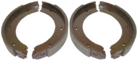 BRAKE SHOE SET, 180X25 MM