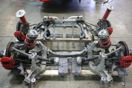 5: Rear Axle