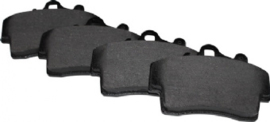 BRAKE PAD SET, FRONT, 15.5 MM