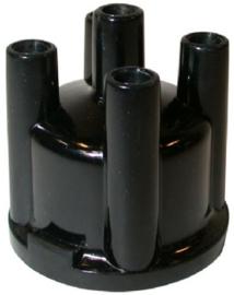 DISTRIBUTOR CAP, BLACK