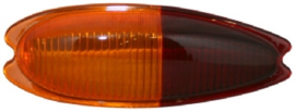 LENS FOR TAIL LIGHT, LEFT