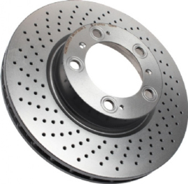 FRONT BRAKE DISC, VENTILATED, 318X28 MM, RIGHT