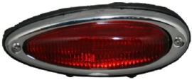 TAIL LIGHT ASSEMBLY WITH RUBBER SEAL, RIGHT