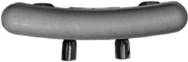 EXHAUST, REAR, SPORT, DUAL CENTER OUTLET PIPES. CAN ONLY BE USED IN CONNECTION WITH 91.914SSI
