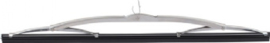 WIPER BLADE, POLISHED METAL, 13""