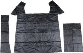 HEADLINER KIT, BLACK (WITH SUNROOF)