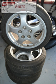 17 inch alloys CUP 1 for 911