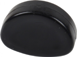 KNOB FOR HEATER CONTROL, BLACK