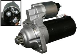 STARTMOTOR, 1.7 kW, new