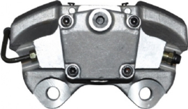 BRAKE CALIPER, FRONT, RIGHT, NEW, WITHOUT E-MARK