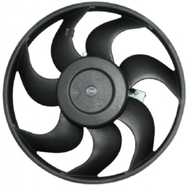 ELECTRIC FAN, LEFT, 300 W, 300 MM