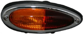 TAIL LIGHT ASSEMBLY WITH RUBBER SEAL, LEFT