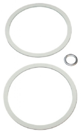 OIL STRAINER GASKET SET, 3 PCS. W/O COVER FOR OIL STRAINER)