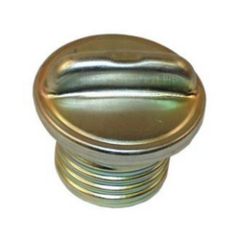 FUEL TANK CAP, WITHOUT LOCK, METAL