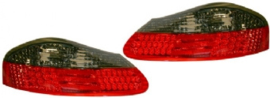 TAIL LIGHT SET, SMOKED/RED