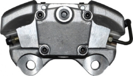 BRAKE CALIPER, FRONT, LEFT, NEW, WITHOUT E-MARK