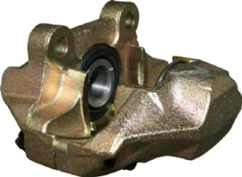 BRAKE CALIPER, REAR, LEFT, NEW, WITHOUT E-MARK
