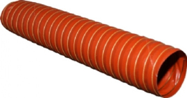 SILICONE HOSE FOR CONNECTING HEAT CONTROL BOX NO. 90.001/002 TO HEAT EXCHANGER, Ø60X330 MM