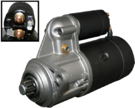 STARTER MOTOR, 0.8 KW, RECONDITIONED, BOSCH