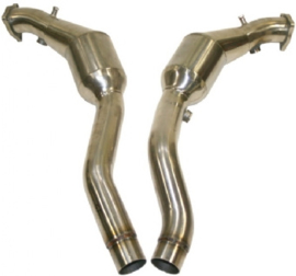 CATALYTIC CONVERTER SET, SPORT, TRICAT