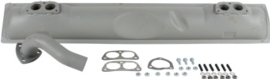 EXHAUST KIT, INCLUDING TAIL PIPE AND MOUNTING KIT