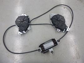 Boxster 986 cabriokap mechanismen
