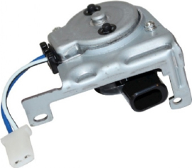 BLOWER MOTOR FOR HEATER WITH AIR TEMPERATURE SENSOR