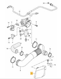 986 Exhaust System Muffler