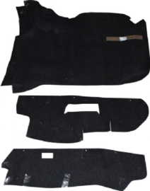 LUGGAGE BOOT CARPET SET