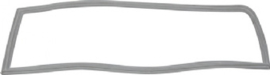 RUBBER GASKET FOR TURN SIGNAL LIGHT, FRONT, GREY, RIGHT