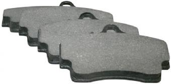 Bremsbel/äge Bremsk/ötze vorne 4x Bremsscheibe hinten