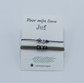 Armbandjes | Juf