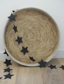Woonslinger | ster zwart