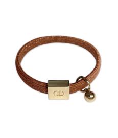Armband | Bruin sparkle