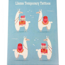 Tattoo set | Lama