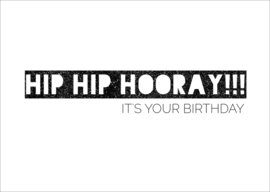 Kaart | Hip Hip Hooray